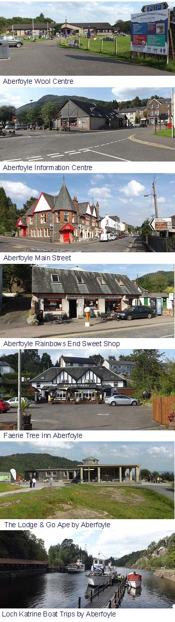 Aberfoyle Photos