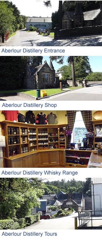 Aberlour Distillery Photos
