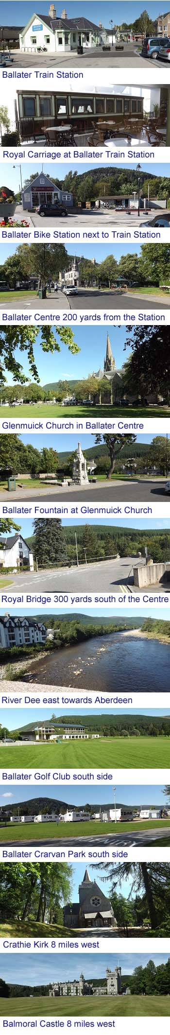 Ballater Photos