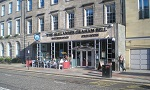 The Alexander Graham Bell bar diner Edinburgh image
