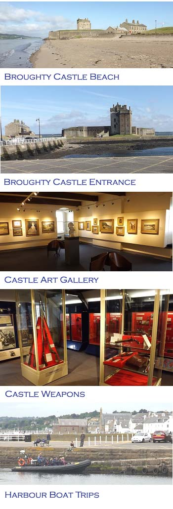 Broughty Castle Photos
