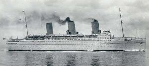 SS Empress of Britain image
