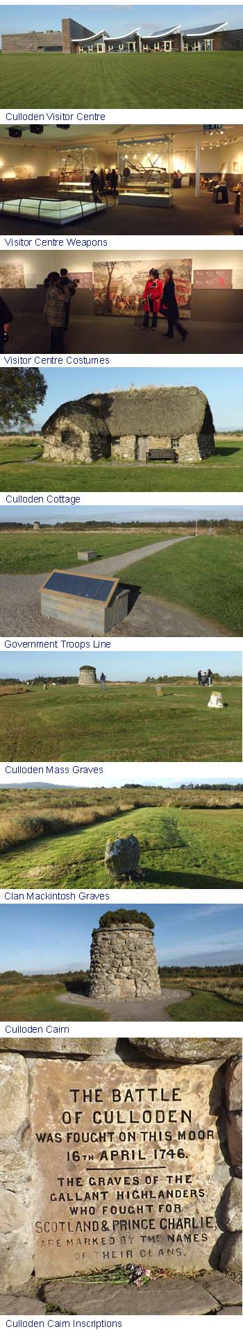 Culloden Images