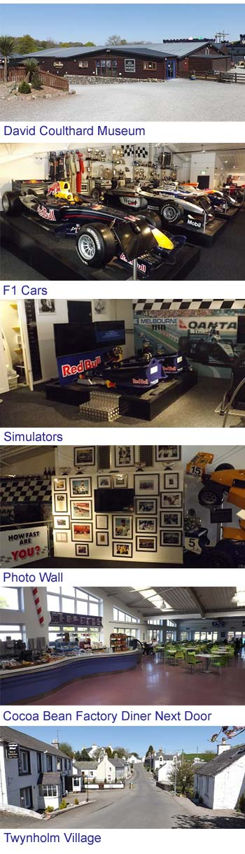 David Coulthard Museum Images