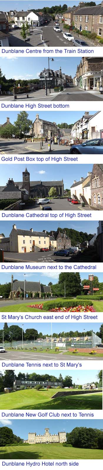 Dunblane Photos