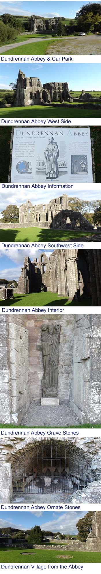 Dundrennan Abbey Images