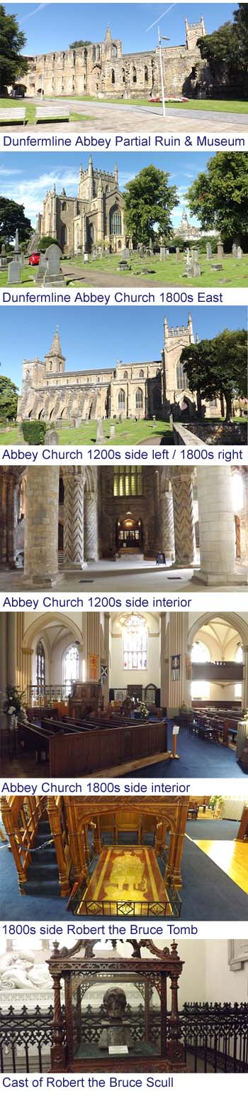 Dunfermline Abbey Images
