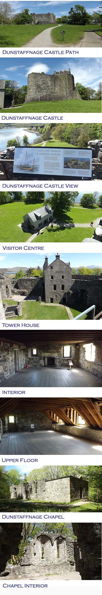 Dunstaffnage Castle Photos