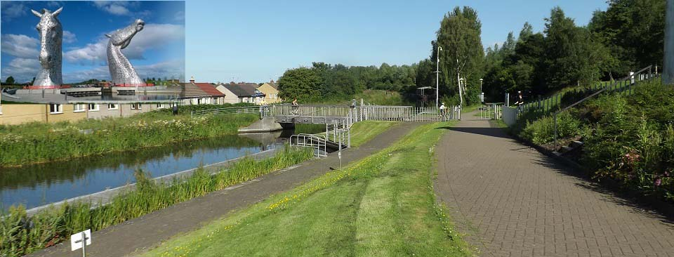 Forth and Clyde Canal east image