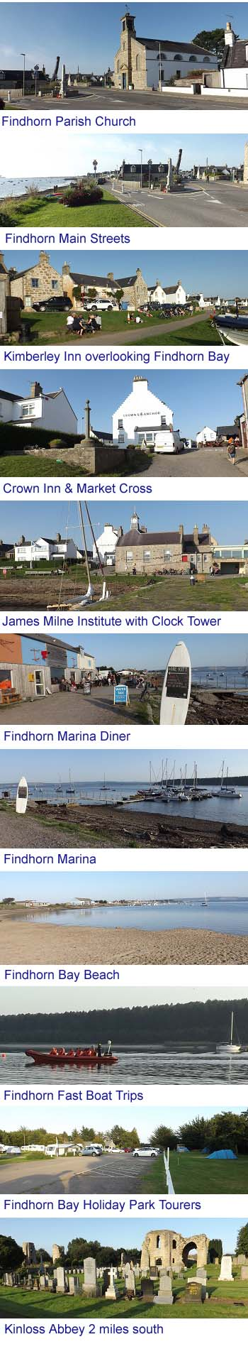 Findhorn Photos