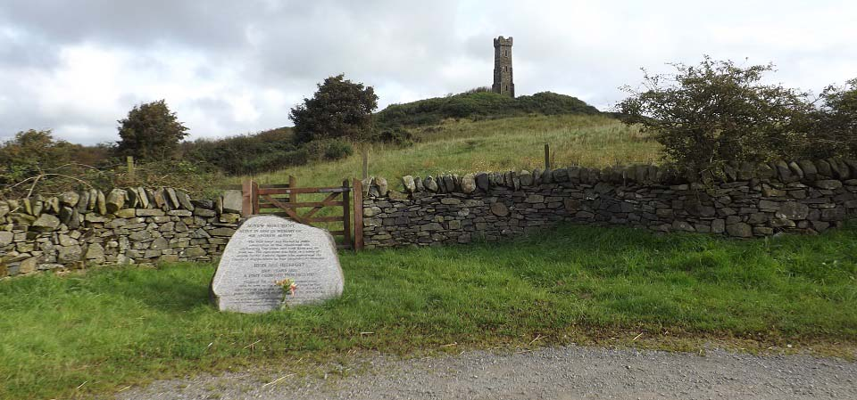 Agnew Monument Galloway image