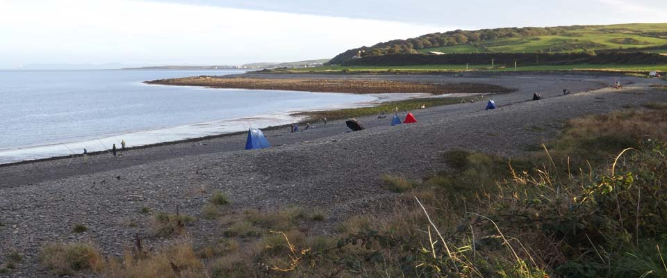 Galloway Beach Fishing by Drummore image