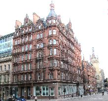 Liverpool and London Globe Insurance Building Glasgow image