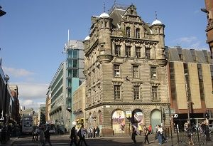 Trongate Royal Bank of Scotland building image