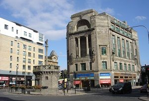 Mercat Building Glasgow image