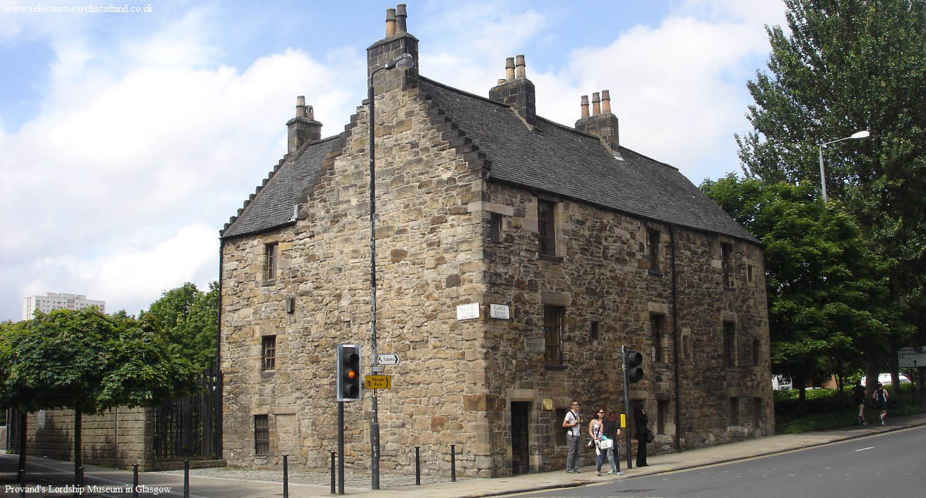 Provands Lordship Museum Glasgow image