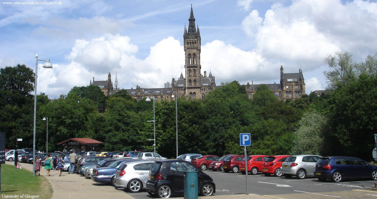 University of Glasgow and Hunterian Museum image
