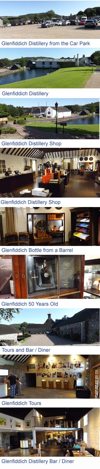 Glenfiddich Distillery Photos