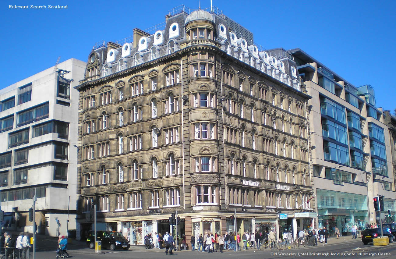 Mercure Hotel Edinburgh Scotland