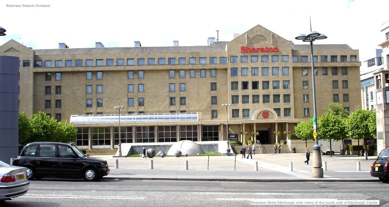 All Edinburgh 5 Star Hotels