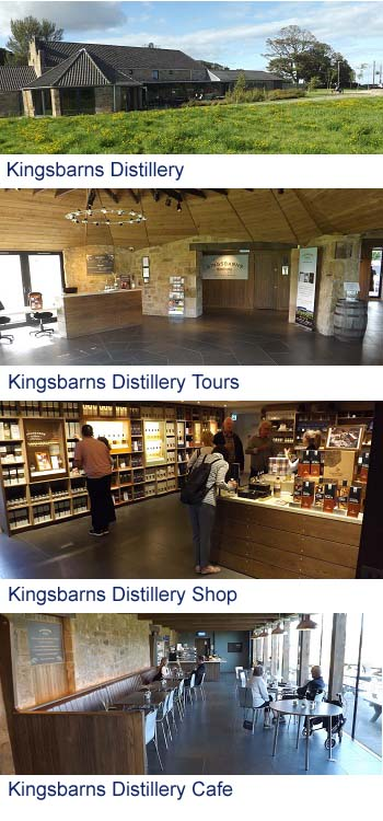 Kingsbarns Distillery Photos