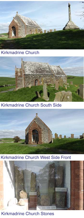 Kirkmadrine Church Images