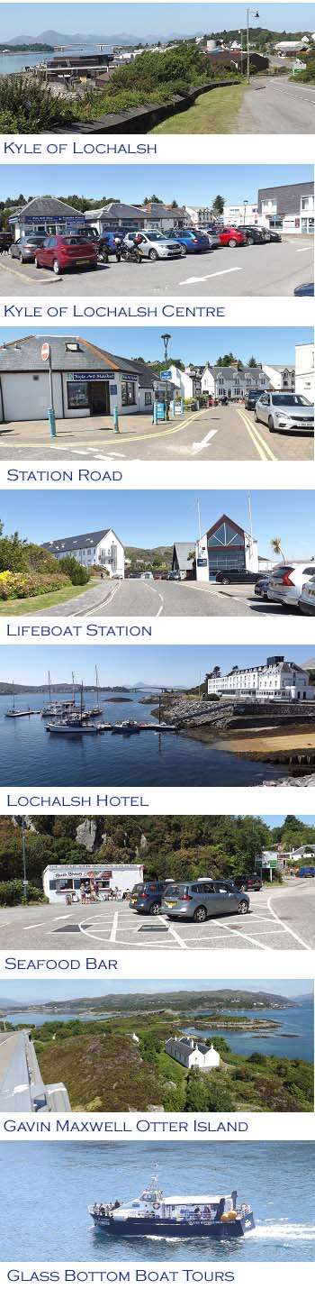 Kyle of Lochalsh Photos