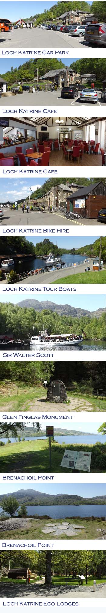Loch Katrine Photos
