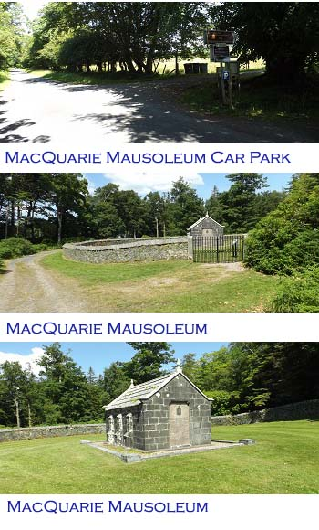 Macquarie Mausoleum Photos