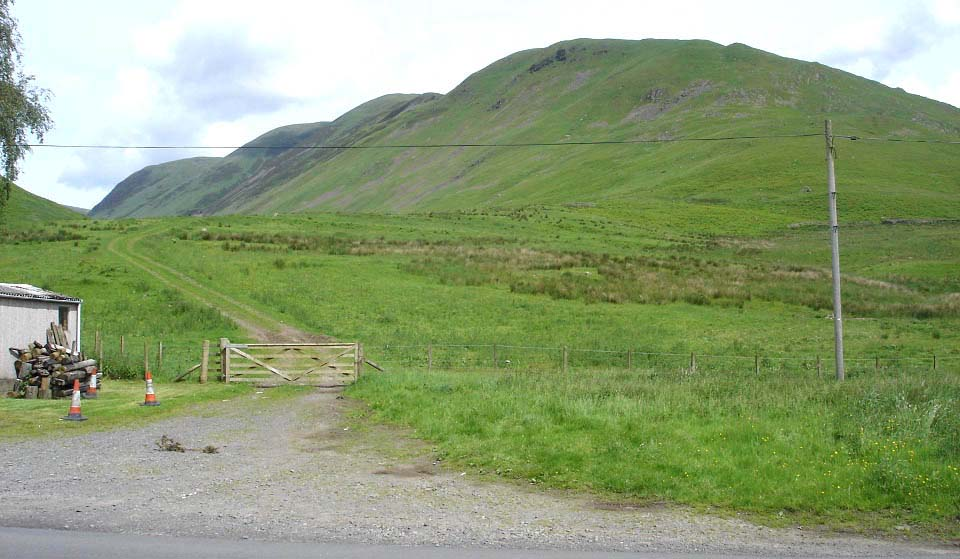 Hart Fell car park image