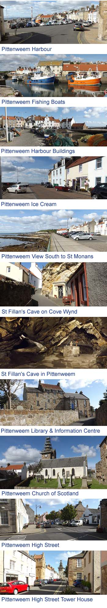 Pittenweem Photos