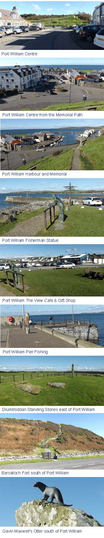 Port William Images