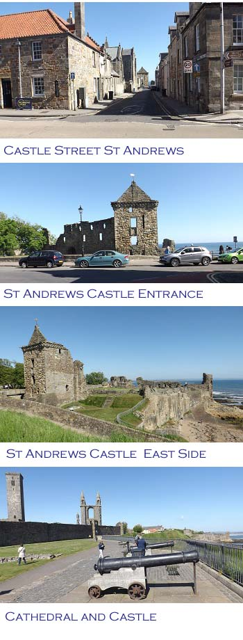 St Andrews Castle Photos
