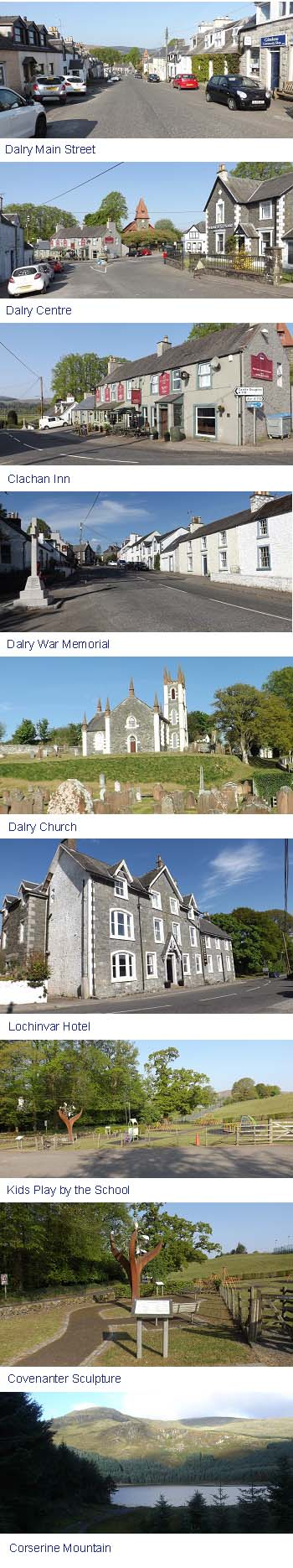 St Johns Town of Dalry Images