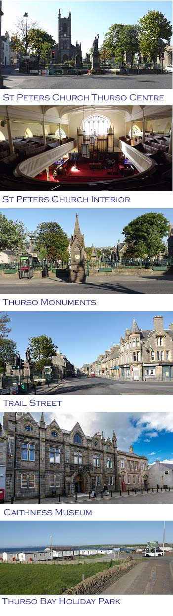 Thurso Photos