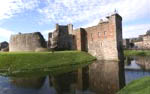 Rothesay Castle image